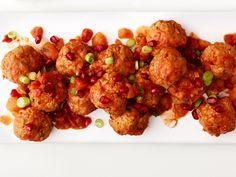 Slow-Cooker Moroccan Turkey Meatballs recipe from Food Network Kitchen via Food Network