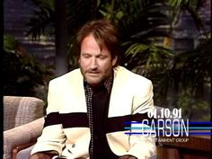 Robin Williams Hilarious FULL Interview on Johnny Carson's Tonight Show ...