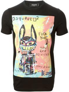 Dsquared2 Camiseta Com Estampa - Minetti - Farfetch.com