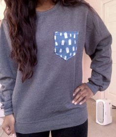 Unisex Pocket Sweatshirt Fandom Doctor by sundriedstars19 on Etsy, $24.50