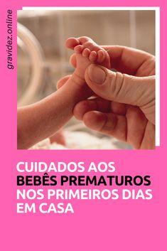 Bebê Prematuro - Cuidados com bebe prematuro