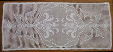 """Try a """"google"""" search.type in: palm tree filet crochet pattern. There are many…"""