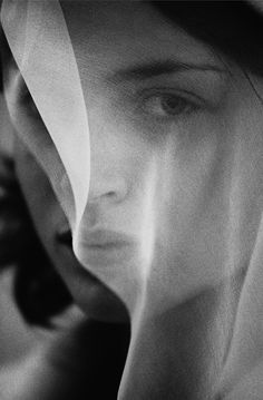 The Veil, Paris 2002 by Donata Wenders from islands of silence