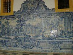 Convento do Sao Bernardo. Portalegre