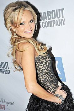 We love Kristen Chenoweth in Haute Hippie at the Roundabout Gala in New York on March 12th!