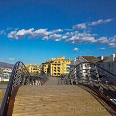 Boulevard - San Pedro de Alcantara, Spain - Stock Image on Clashot: 18275086