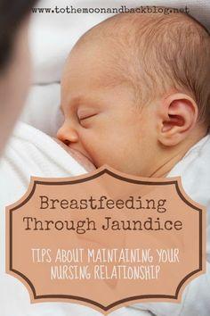 Breastfeeding Through Jaundice