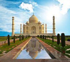 #INDIA: Taj Mahal