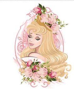 My new draw of Aurora #sleepingbeauty #disney