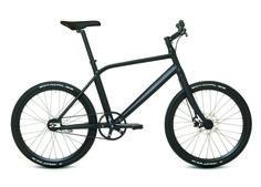 ThinBike, le vélo urbain racé
