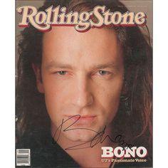U2: Bono- Rolling Stone