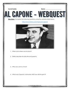 an introduction to the life and history of al capone Read the full-text online edition of al capone: a biography (2003.