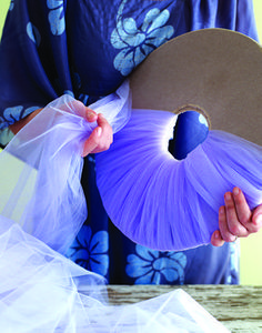 tuTORIal: Tulle Balls. I know I've already pinned something similar to this but…