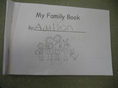 My family book