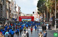Corridori all'arrivo #RadioDeejay #DeejayTen #RunLikeADeejay #Corsa #Maratona #Bari #Puglia #Italy #Italia #Eventi #Events #Marathon