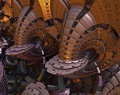 Los cefalópodos en bronce por GrahamSym on deviantART