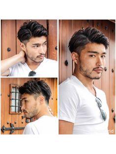 Korean Hairstyles Women, Mens Medium Length Hairstyles, Asian Men Hairstyle, Boy Hairstyles, Headband Hairstyles, Asian Hair Men, Japanese Hairstyles, Haircut For Square Face, Square Face Hairstyles