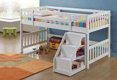 diy hochbett aus ikearegal und paletten hochbett pinterest hochbetten hochbetten. Black Bedroom Furniture Sets. Home Design Ideas