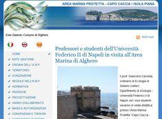A.M.P. - Capo Caccia - Isola Piana  www.ampcapocaccia.it