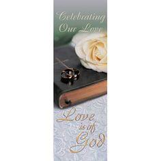 Love is of God - Indoor Banner