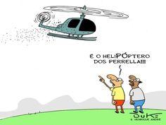 Justiça devolve HeliPÓptero para família Perrella