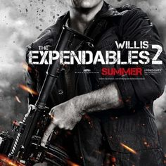 Bruce Willis - The Expendables 2