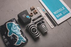 Mary Wong Brand Identity By Fork