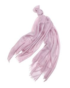 White House | Black Market 2014 Give Hope Pink Stripe Lurex Scarf #whbm  A portion of the cost will go to Living Beyond Breast Cancer.