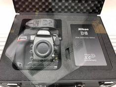 Nikon D5 100th anniversary sets
