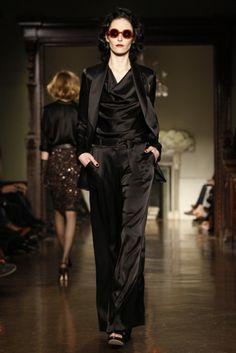 St John a/w 2012  Love EVERYTHING about THIS!  Spectacular!