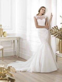 Nézd meg a legújabb tervezésű menyasszonyi ruha kollekciónkat az ország legnagyobb választékú esküvői szalonjában, a La Mariée Budapest szalonban! Új márkás esküvői ruhák legnagyobb forgalmazója a Pronovias, Rosa Clara és Jesús Peiro kollekcióknak!