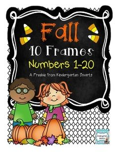 You will enjoy this cute freebie! It can be used during math centers, and is differentiated for all learners. It covers numbers This is a great way to reinforce number recognition along with counting. You will need to provide your own manipulatives. Ten Frame Activities, Math Activities, Math Stations, Math Centers, Kindergarten Math Games, Halloween Math, Math Numbers, 10 Frame, Ten Frames