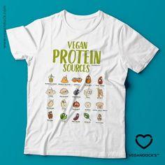 f0d3a8f6 Funny Vegan T-Shirt: