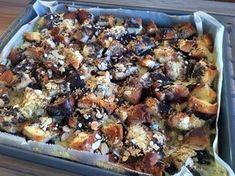 Gyors mákos pudingos sütemény Poppy Cake, Tiramisu, Food And Drink, Menu, Homemade, Chicken, Recipes, Kitchen, Gastronomia