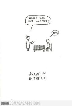 Anarchy in the U.K...