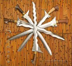 Scar Family Martial Arts Carries a Complete Line of Traditional Filipino Weapons as well as a Full Supply of Kali, Arnis, Eskrima Gear Traditional Filipino Tattoo, Girl Tattoos, Tattoos For Guys, Tribal Tattoos, Tattoo Son, Filipino Culture, Filipino Art, Filipino Tribal, Martial Arts Weapons