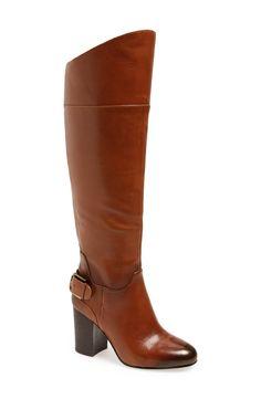 'Sidney' Riding Boot (Women) (Wide Calf)