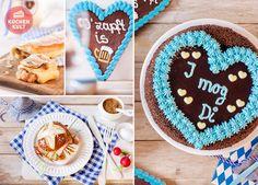 Wir zeigen euch leckere Schmankerl für euer Oktoberfest. Stilecht verzierte Torte, aufgebrezelte Brezeln und hinreißende Deko-Ideen bringen die richtige Wiesn'-Stimmung für eure Party.
