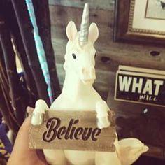 I Believe n Love This unicorn!