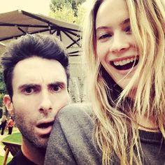 Brides.com: The Best Celebrity Wedding Moments of 2014 Adam Levine and Behati Prinsloo's wedding in Cabo San Lucas, Mexico was a serious party (guests stayed cool with alcohol popsicles), but the most memorable moment happened at the ceremony when funnyman Jonah Hill played the part of officiant.Photo: Courtesy of Behati Prinsloo via Instagram