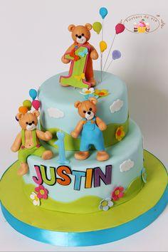 Tort cu ursuleti pentru Justin