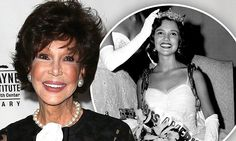 She was best known as one of the first Miss America winners to find success in the Hollywood acting business.