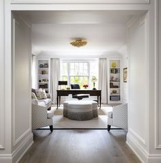 Classic Home Decor On Pinterest Moldings Living Rooms