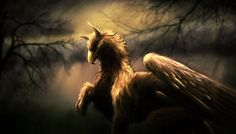 gryphon | Gryphon Speed Painting by Pittyputty on deviantART