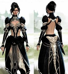 GW2 Dye Combos - Guild Wars 2 Dye Combinations | To Dye For