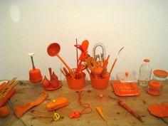 Anu Tuominen Helene Schjerfbeck, Assemblages, Textile Art, Sculpture Art, Fiber, Low Fiber Foods