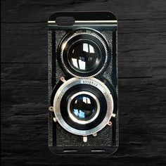 Vintage Camera iPhone 4 and 5 Cover by theminifab on Etsy, $11.00