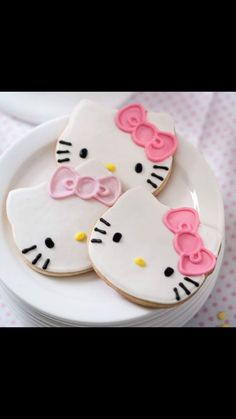 Galletas de kitty