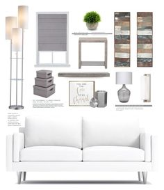 """Minimalist"" by stileclassico ❤ liked on Polyvore featuring HUGO, Oliver Gal Artist Co., Lyon Béton, Jamie Young, Tom Dixon, Tech Lighting and Minimalist"