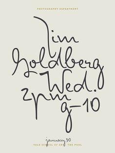 Creative Type, Jessica, Svendsen, Layout, and Typography image ideas & inspiration on Designspiration Typography Images, Typography Layout, Typography Letters, Typography Inspiration, Typography Poster, Graphic Design Inspiration, Graphic Design Posters, Graphic Design Typography, Lettering Design